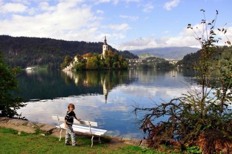 Картинки из Словении. Вокруг озера Блед за 24 часа