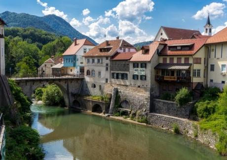 Умиротворяющая Словения