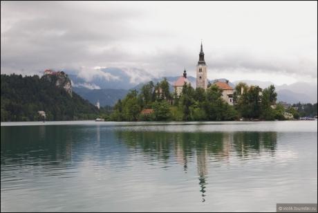 Словения. Замки и не только... Часть первая. Блед