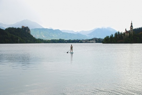 Чем заняться на озере Блед