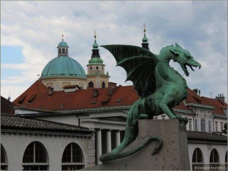 Любляна. Словения, часть 6.