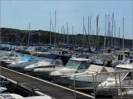 Рай для яхтсменов... или плавали - знаем...