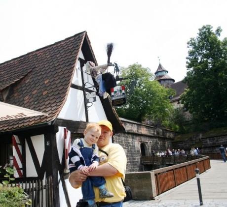 Первая поездка неопытных путешественников на своём авто в Словению. 2