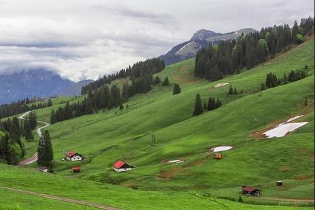 Фотоотчет с фототура Альпы трех стран