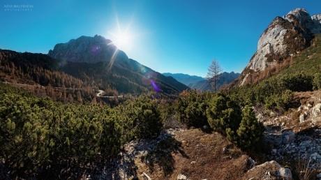 Альпы - сказка для путешественника и фотографа