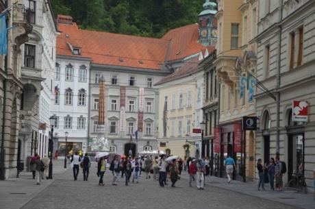 Отчет о велотуре по Словении (часть 1)