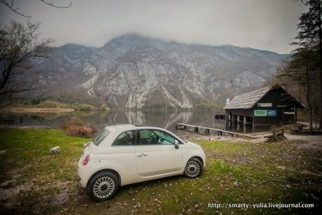 Сводный отчет о нашей поездке в Словению в октябре 2014