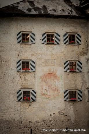 Предъямский замок - обитель словенского Робин Гуда
