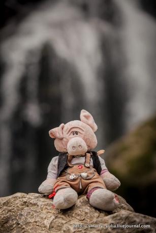 Ущелье Винтгар в Словении