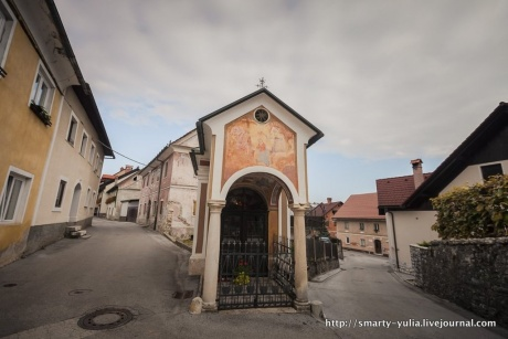 Словения: Шкофья Лока