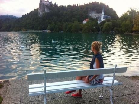 Словения: Любляна, озеро Блед, Копер. Лето 2013