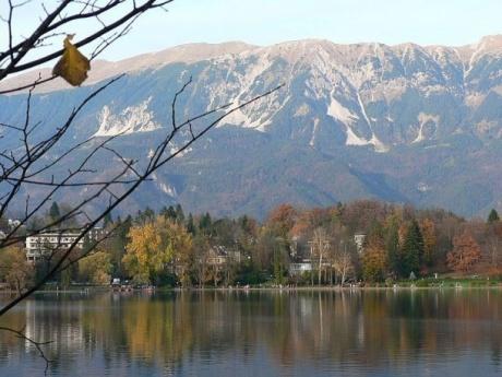 Slovenia. Bled
