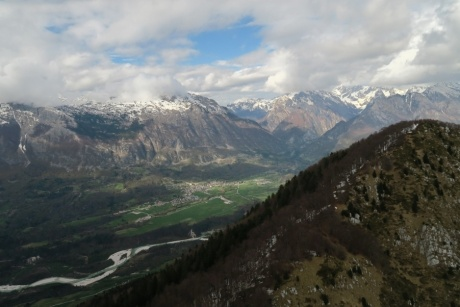 Апрельский флай-тур в Словению