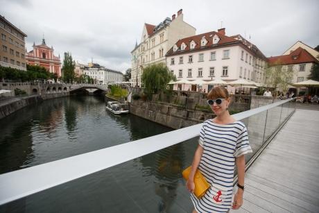 Словения. Любляна
