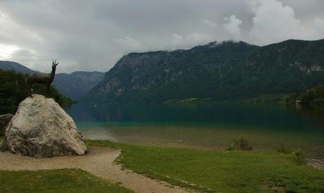 Национальный парк Триглав и Бохинское озеро. Словения.
