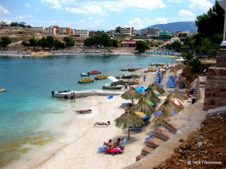 Пляж Ксамиль