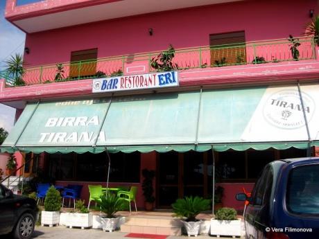 Путешествие из Саранды в Дуррес