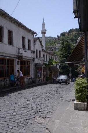 Албания 2014. Гирокастра. (Часть 4)