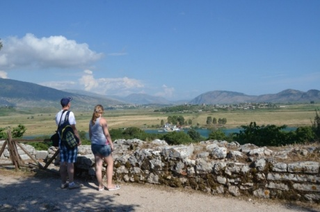 Албания 2014. Саранда. (Часть 7)