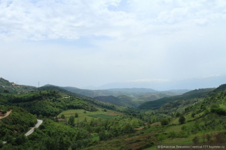 Весна на Балканах.