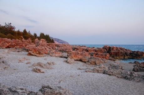 In love with Albania. Часть 2. Море