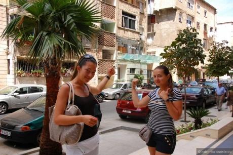 In love with Albania. Часть 1. Тирана