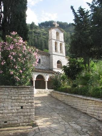 Города Албании - г. Берат