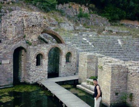 Античные города Албании