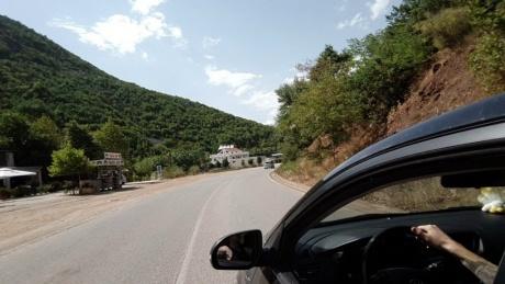 В Албанию на машине