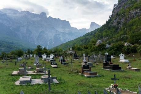 Албанские Альпы. Долгая дорога в Сэс.
