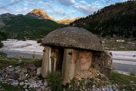 Албанские альпы. Горы на завтрак.