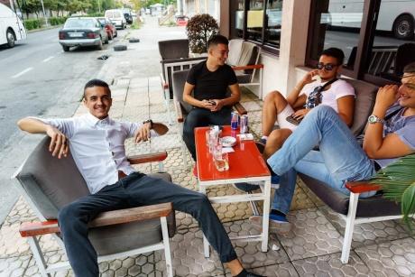 Албания. Шкодряне.