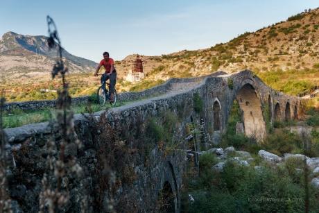 Албания. Месси. Звездный мост.