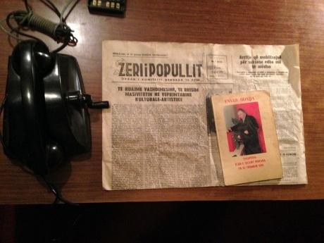 СЕКРЕТНЫЙ БУНКЕР ЭНВЕРА ХОДЖИ В СТОЛИЦЕ АЛБАНИИ - BUNKARТ
