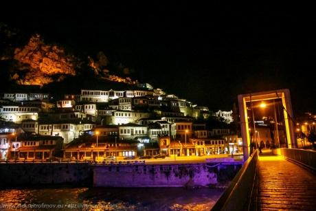 Квартал Мангалем и албанское гостеприимство