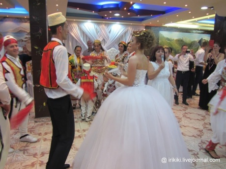 Албанская свадьба