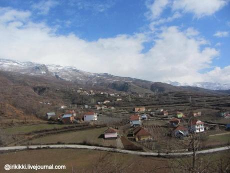 Нетуристическая Албания зимой