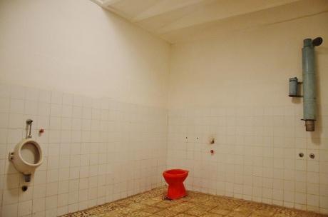 Тайна кроваво-красного унитаза в подземном бункере Энвера Ходжи
