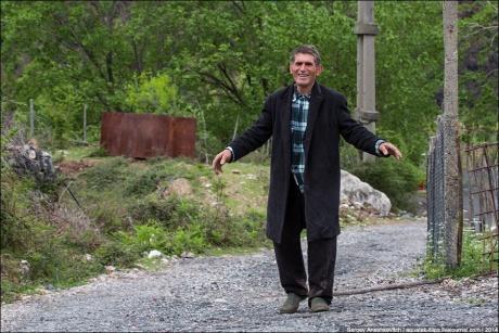 Албанская глубинка и люди