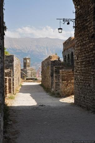 Жирокастр, Албания.