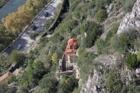 Берат - жизнь в средневековом замке