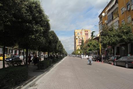 Тирана - самая неизвестная столица Европы