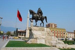 Вот она, Тирана!