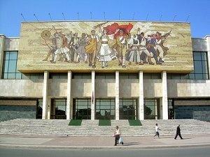 Культура в Албании
