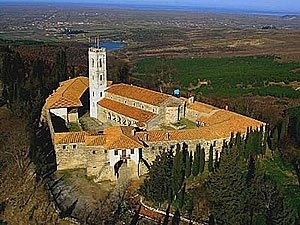 Монастыри Албанской православной церкви