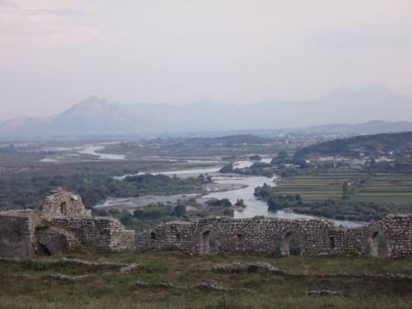Опять неевропистая Европа: открытие Албании (Часть 3) Крепость Розафа