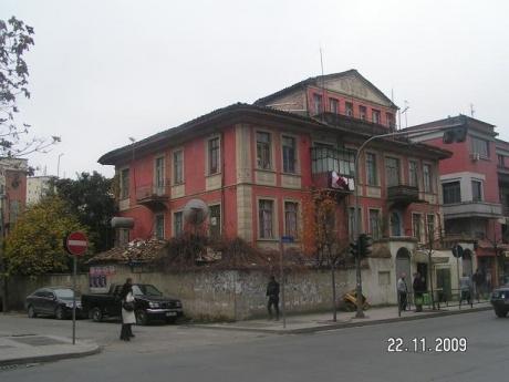 Поездка в Албанию. (Часть 1). Тирана.