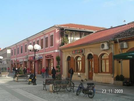 Поездка в Албанию. (Часть 2). Шкодер.
