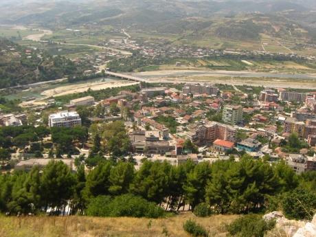 Берат, или албанская Швейцария