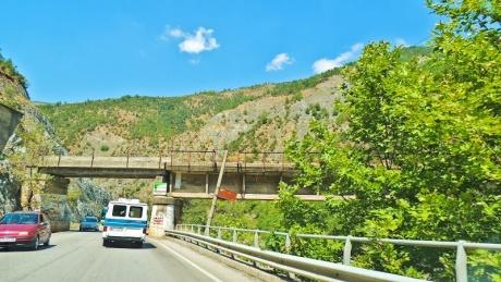 Автопутешествие по Албании.